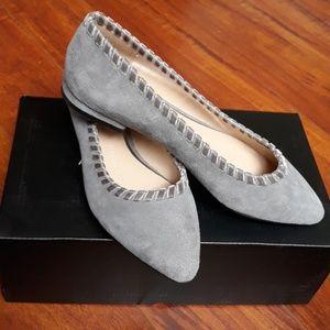 Athena Alexander suede shoes